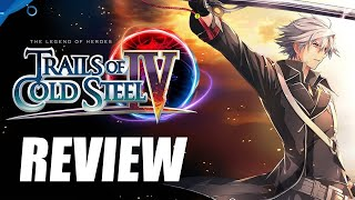 The Legend of Heroes: Trails of Cold Steel 4 Review - The Final Verdict (Video Game Video Review)