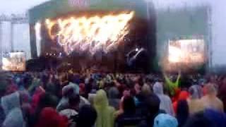 Yeah Yeah Yeahs - Zero live at Oxegen 2009