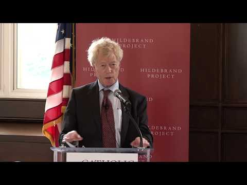 Roger Scruton: Beauty in a World of Ugliness