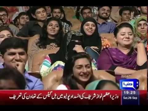 Aap Ki Khidmat May | Anwar Masood funny Poetry | 26 September 2015
