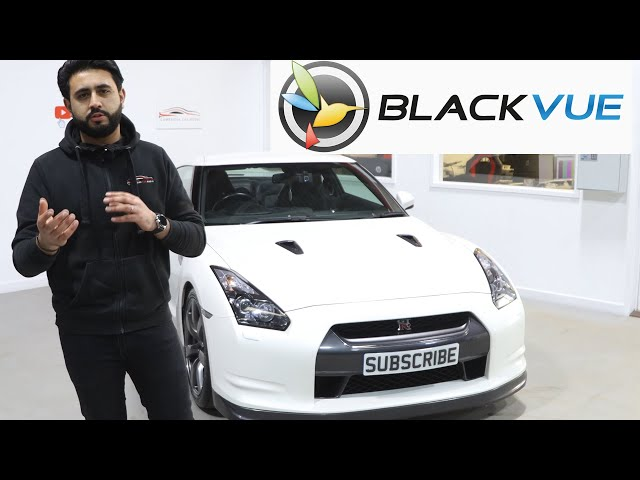 Nissan GTR - Blackvue Dash Camera - Witness Camera