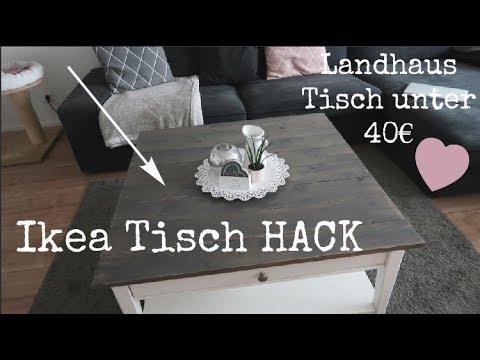 IKEA Tisch Neu Gestallten