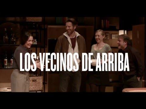 'LOS VECINOS DE ARRIBA' DE CESC GAY - UNA COMEDIA QUE SUPONE EL DEBUT TEATRAL DE CANDELA PEÑA