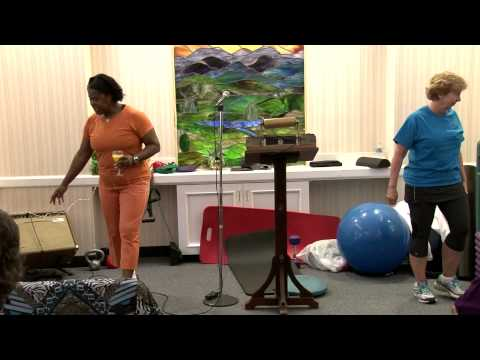 Fitness and Maturity at DC Senior Resource Group - July 2013