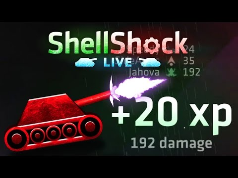 INSANE 192 Damage Shot! FFA With The Crew! (Epic Tank Battles) Shellshock Live
