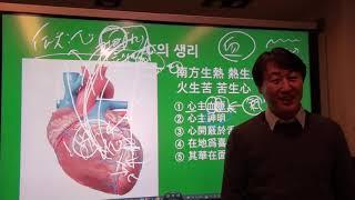 한의학 강의 73  심의 장상론 심장의 기본 생리 심주…