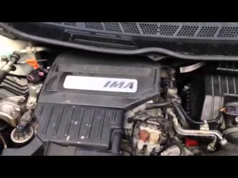 Video 2 2006 Honda Civic Hybrid With New Engine