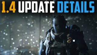 The Division | 1.4 Update Info | Game Rework Incoming