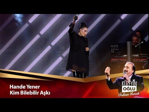 Смотреть клип Hande Yener - Kim Bi̇lebilir Aşkı