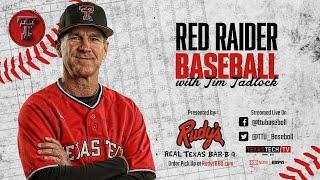 팀 Tadlock과 레드 레이더 야구 | 4.12.2021