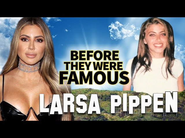 Larsa Pippen | Before They Were Famous | Cheating Scottie Pippen Wife Belongs To The Streets
