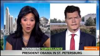 Obama Center of G-20 Attention on Syria, Fed Taper