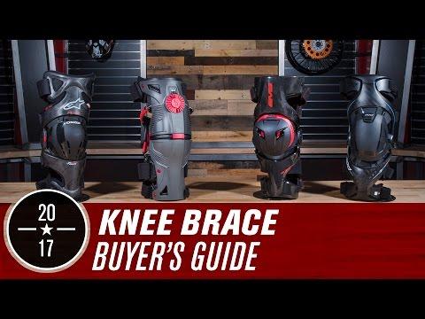 Best Motocross Knee Braces   2017