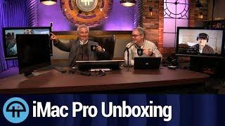 iMac Pro Unboxing