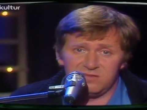 Stephan Sulke  Uschi, mach kein Quatsch  ZDFHitparade  1982