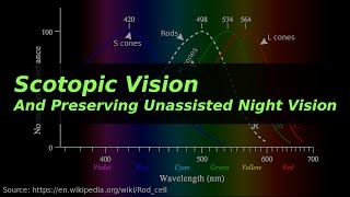 Dark Adaptation And Preserving Night Vision (MikeOut E3)