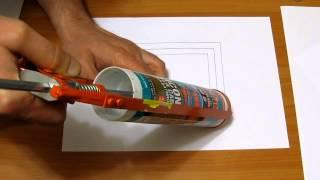 Как сделать прокладку из силикона.(, 2014-11-15T17:08:10.000Z)