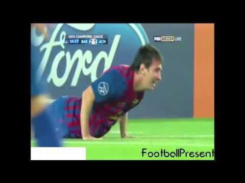 Nesta Vs Messi