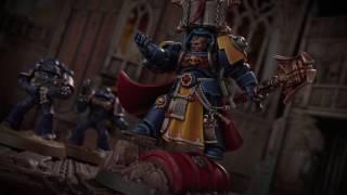 Warhammer 40,000 Hero Bases.
