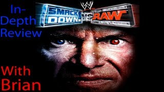 WWE Smackdown vs Raw - PS2 - In-Depth Review