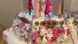 Торт на Чеченскую свадьбу от Рената Агзамова