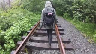 Salmonberry Railroad Track