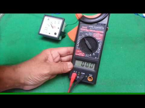 How To Use Digital Clamp Meter With Full Details Hindi ( हिंदी)  EASY