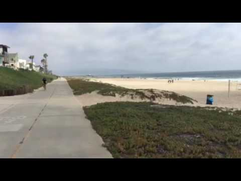 Manhattan Beach strand cruise