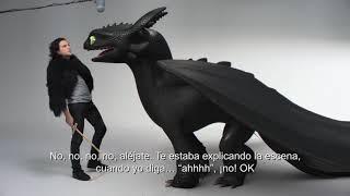 Cómo Entrenar a Tu Dragón 3 - Grabaciones perdidas de la audición