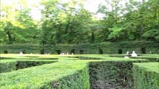 CHATEAU DE CHENONCEAU #1 (Labyrinthe - Maze)