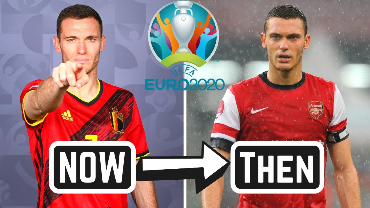 Oldest Player In EVERY Euro 2020 Squad: Where Were They 7 Years Ago?