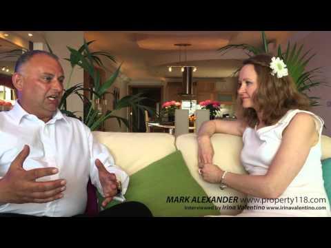 Mark Alexander - Lifestyle, Spirituality & Challenges - Irina Valentino