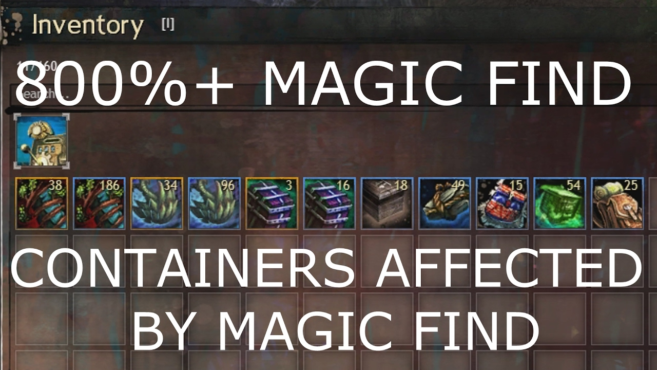 Opening 534 Containers(Magic Find Affected) | Guild Wars 2
