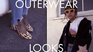STYLE: Outerwear Looks