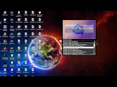 Como Descargar e Instalar Sony Acid Music Studio 7.0 En Castellano 2012