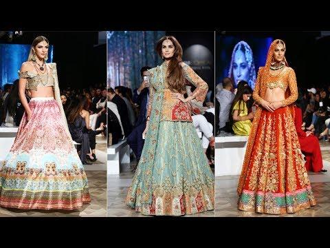Best Bridal Fashion Show 2018 || Most Expensive Dresses 2018