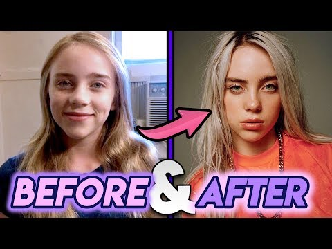 Billie Eilish | Before and After Transformations | 2019 Glow Up