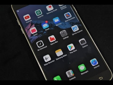 Ios 11 Theme For All Samsung Phones