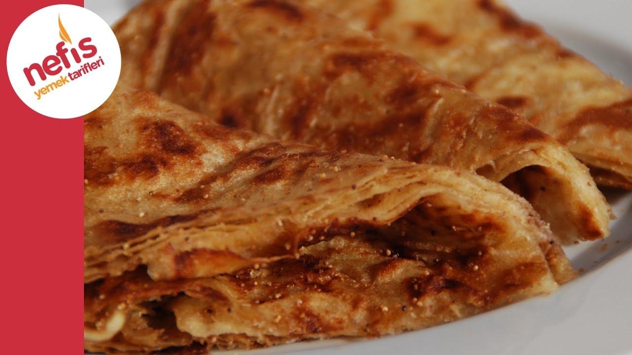 Haşhaşlı Katmer Tarifi - Nefis Yemek Tarifleri - YouTube