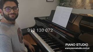 Rogério toca Mad World - Piano Studio