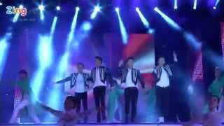Liên Khúc Hãy Đến Với Con Người Việt Nam - Tôi Yêu Việt Nam (Live)-V.Music