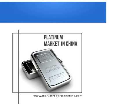 Platinum Market in China