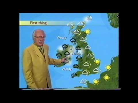 BBC Weather 18th July 1998