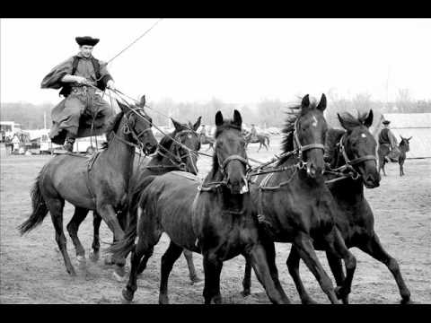 Hungarian Folk Music - Két szál pünkösdrózsa