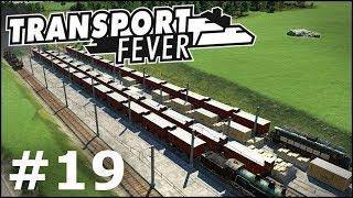 Transport Fever #19 - WINCYJ CHEBKÓW SZYBCI BO WOJNA