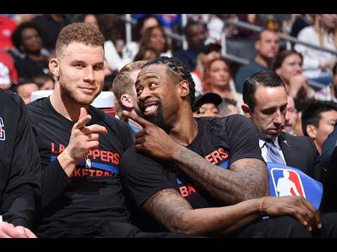 LA Clippers' Top 10 Plays of the 2016-2017 NBA Season