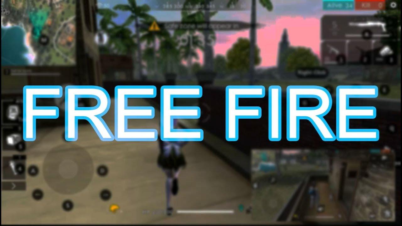 Bocah Bumi Main Game Tembak Tembakan - FreeFireGamePlay #1 ...