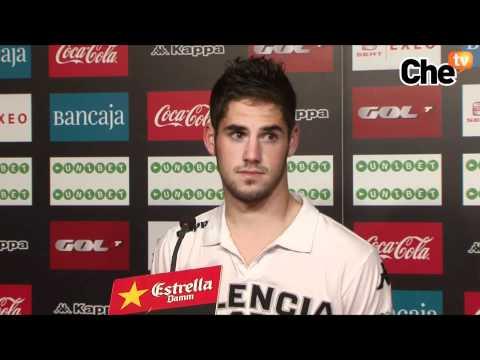 Valencia CF 3 UD Logroñés 0 Isco