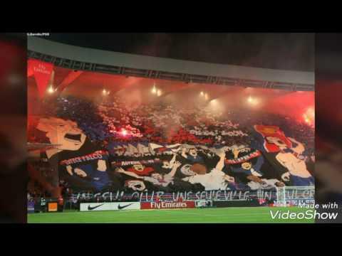 Chant supporters PSG (tous ensemble on chantera)