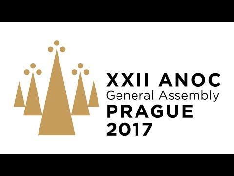 XXII ANOC General Assembly PRAGUE 2017 - Day 1